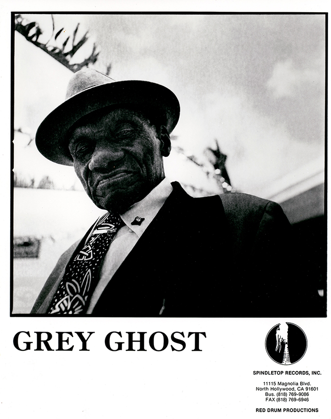 Roosevelt Thomas (Grey Ghost) Williams