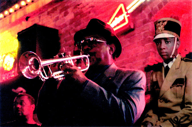 Duck Jennings, 1995. Texas Music Museum Archives