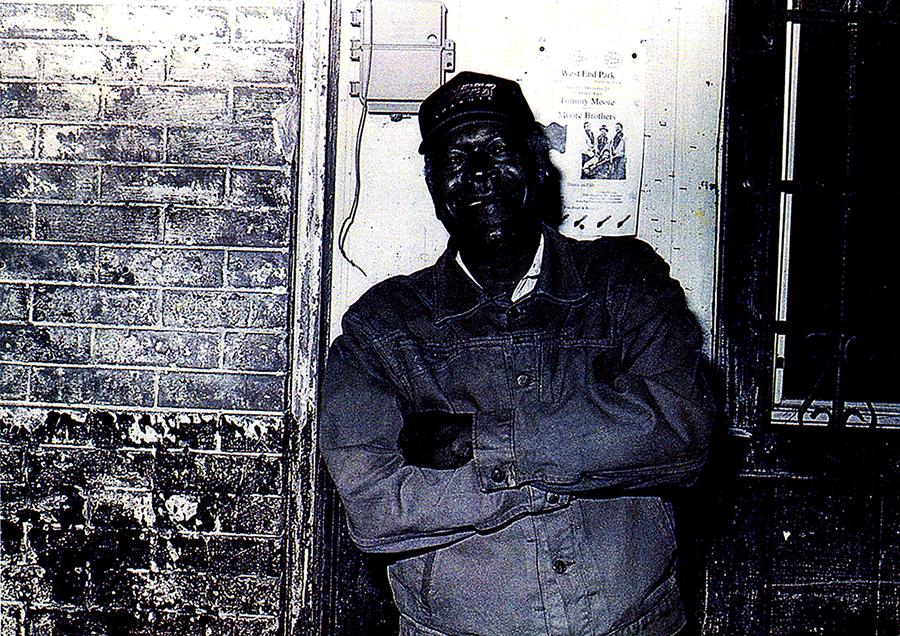 Willie Sampson